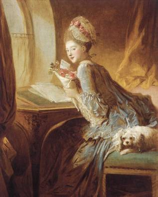 Jean-Honore Fragonard 1770